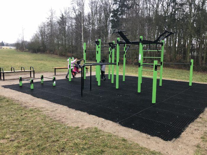 workout -sestava